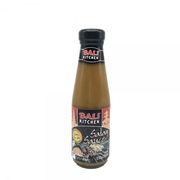 Satay Erdnusssauce Bali Kitchen 230g