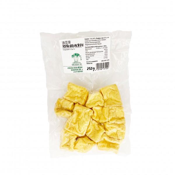 Gebackener Tofu Treiber Tofu 250g
