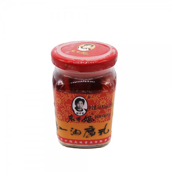 Tofu fermentiert in Chiliöl Lao Gan Ma 260g