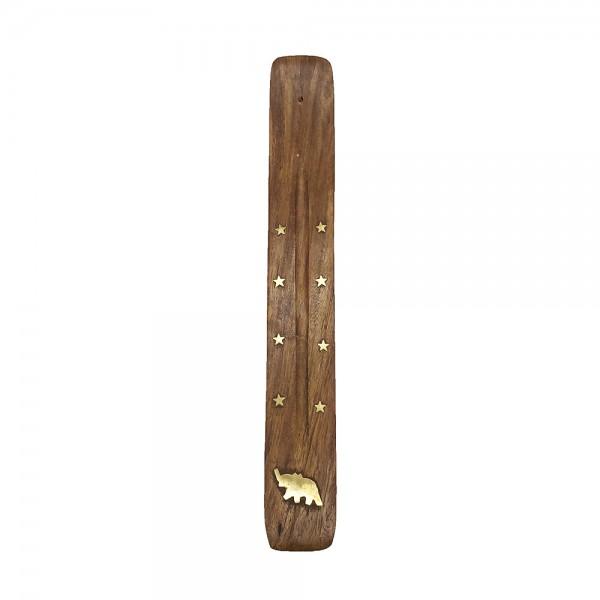Räucherstäbchen Halter aus Holz