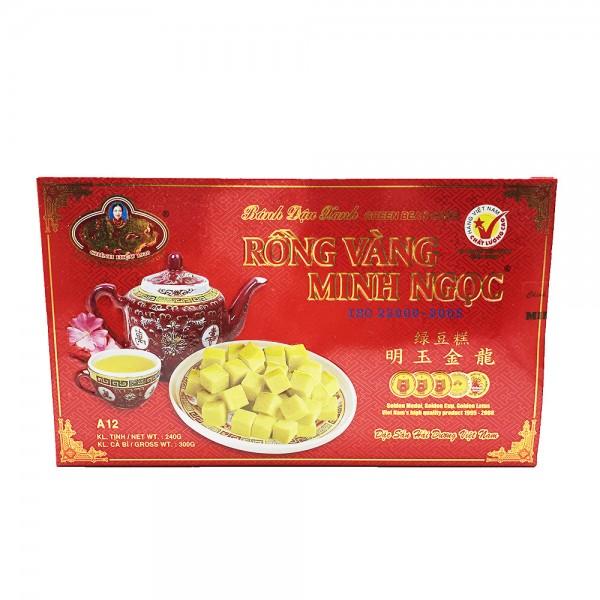 Mungobohnen Kuchen Rong Vang Minh Ngoc
