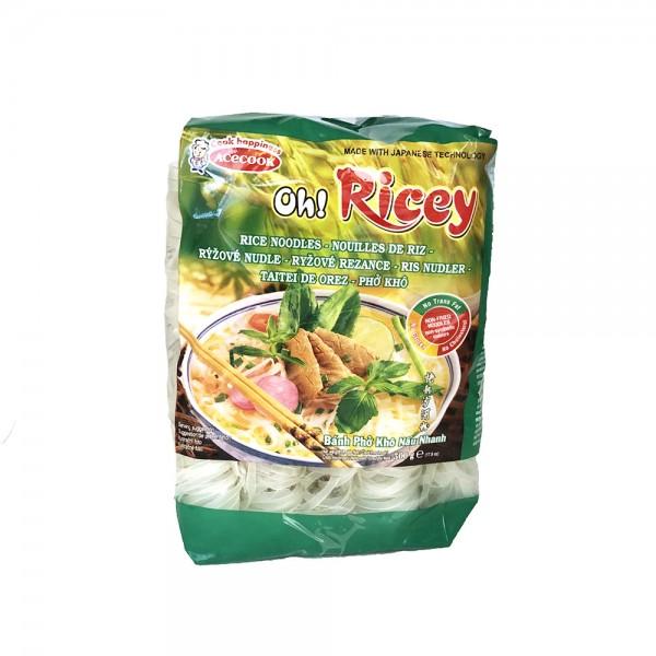 Oh Ricey Reisbandnudeln Acecook 500g