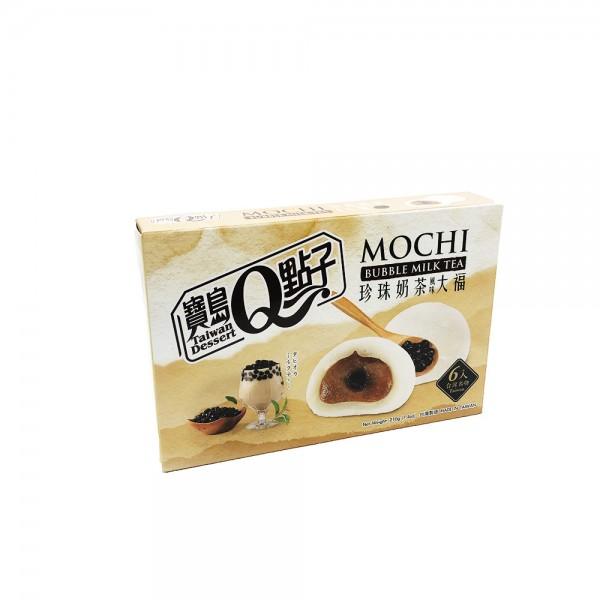 Bubble Milchtee Mochi Reiskuchen Taiwan Dessert 210g