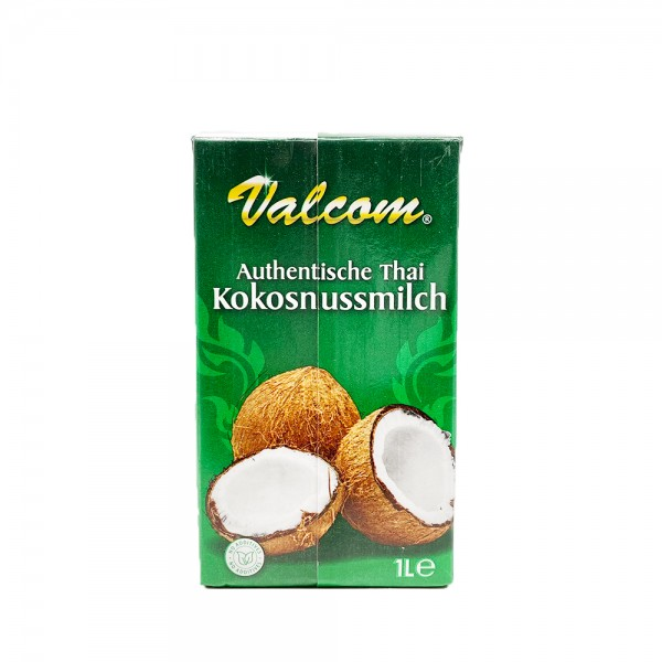 Kokosmilch Valcom 1l