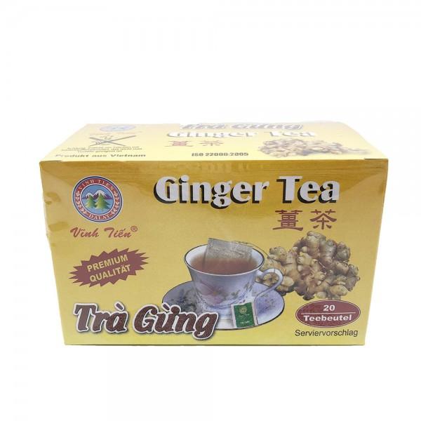 Ingwer Tee Vinh Tien 40g (20x2g)