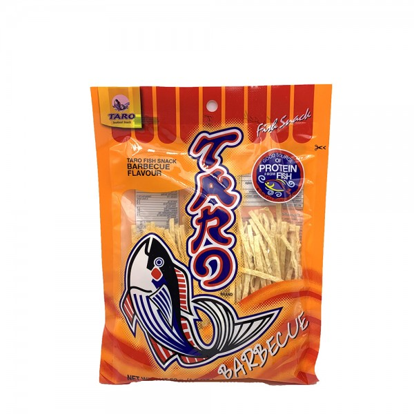 Fisch Snack Barbecue Taro 52g