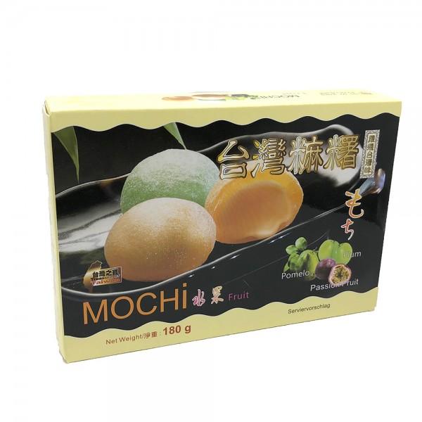 Früchte Mix Mochi Reiskuchen Awon 180g