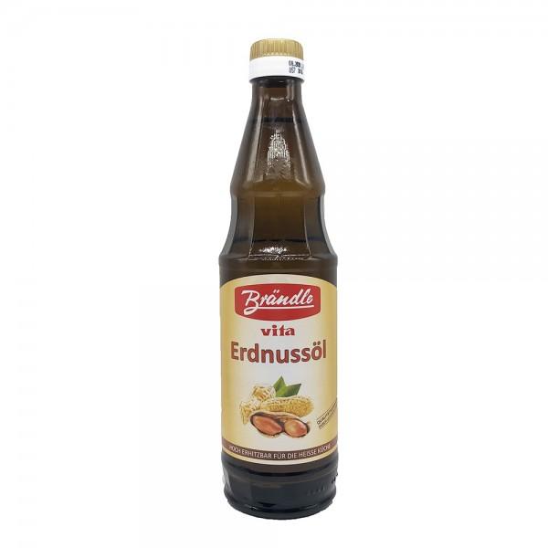 Erdnussöl Brändle 500ml