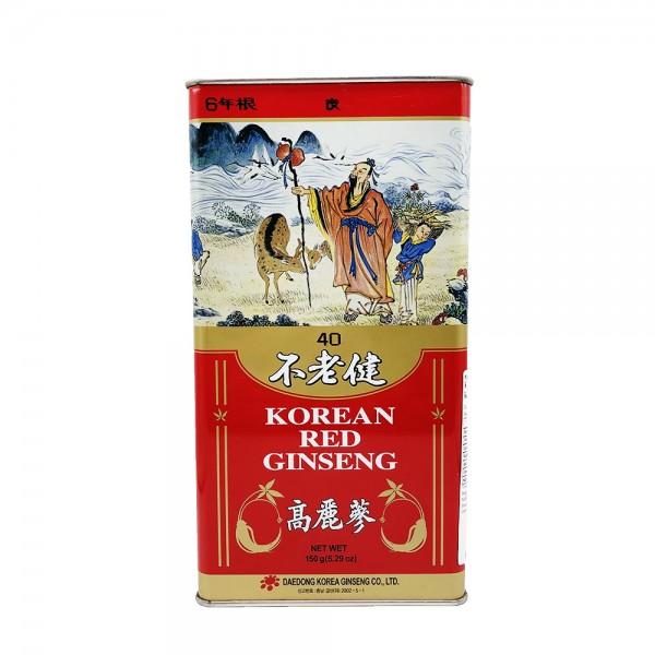 Koreanische rote Ginseng Wurzel Daedong Korean Ginseng 150g