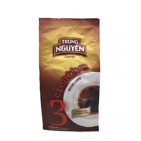 Kaffee gemahlen Creative 3 Trung Nguyen 250g