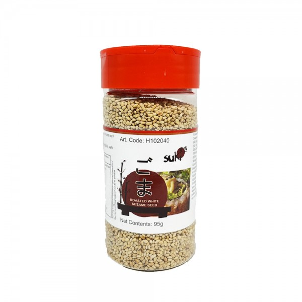 Weißer Sesam geröstet Suki 95g