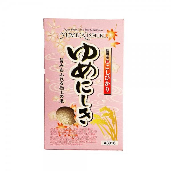 Premium Rundkornreis Yume Nishiki 1kg