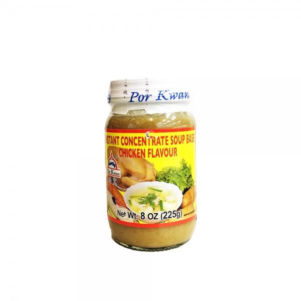 Instant Suppenpaste Hühnchengeschmack Por Kwan 225g