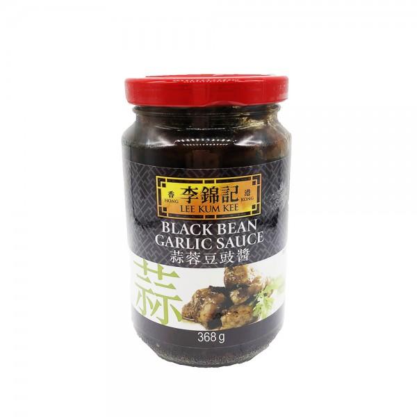 Schwarze Bohnen Knoblauch Sauce Lee Kum Kee 368g