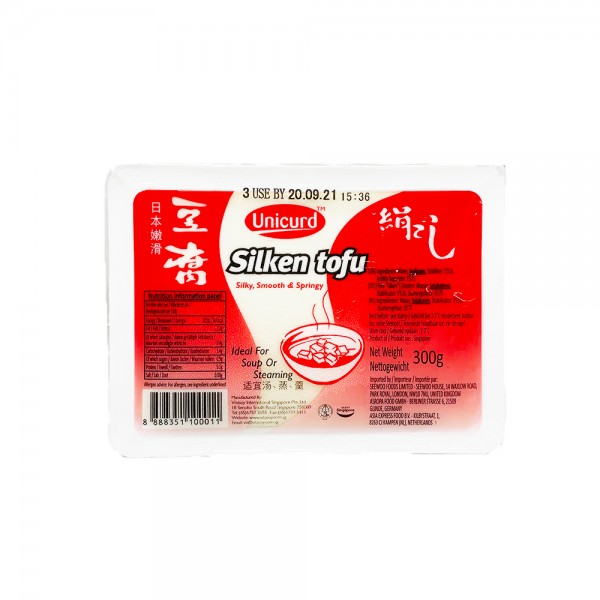 Seiden Tofu Unicurd 300g