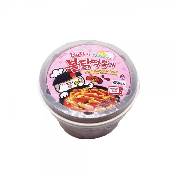 Samyang Topokki Hot Chicken Carbonara 179g