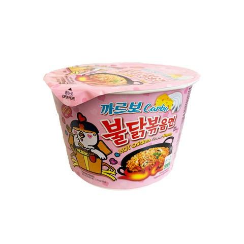Samyang Ramen Hot Chicken Carbonara Bowl 105g