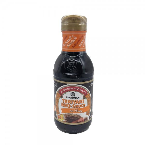 Teriyaki BBQ Sauce mit Honig Kikkoman