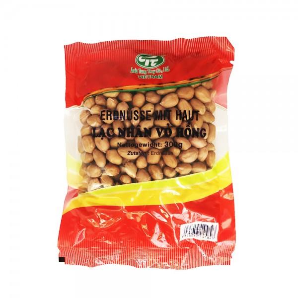 Erdnüsse mit Haut hell Asia Tung Thuy 300g