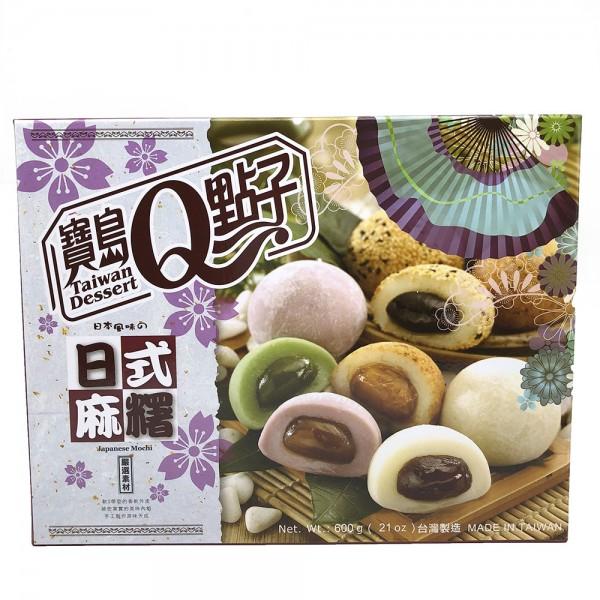 Mochi Mix Reiskuchen Taiwan Dessert 600g