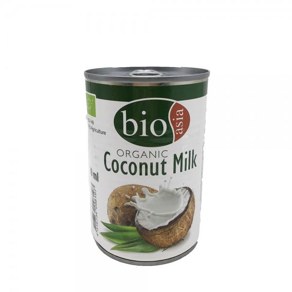 Bio Kokosmilch Bioasia 400ml