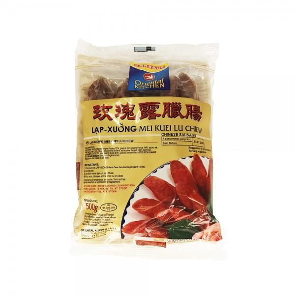 Chinesische Wurst Mei Kuei Lu Chiew Oriental Kitchen [MHD 09.12.21]