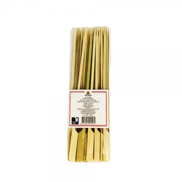 Bambusspieße 18cm Jade Temple (25 Stück)