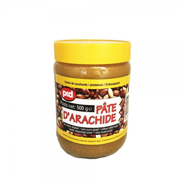 Erdnussbutter ohne Zuckerzusatz PCD 500g