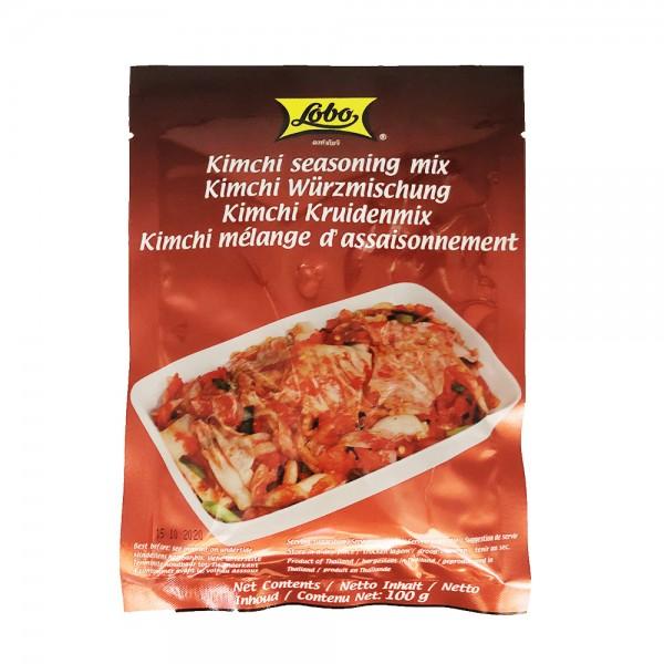 Kimchi Würzmischung Lobo 100g