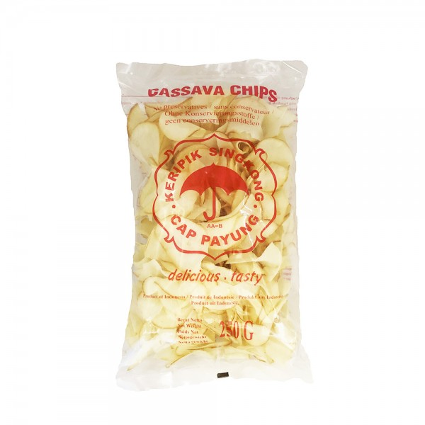 Maniok Chips Mirasa 250g