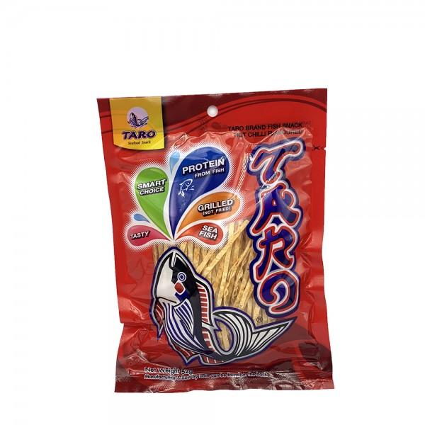 Fisch Snack Chili Taro 52g