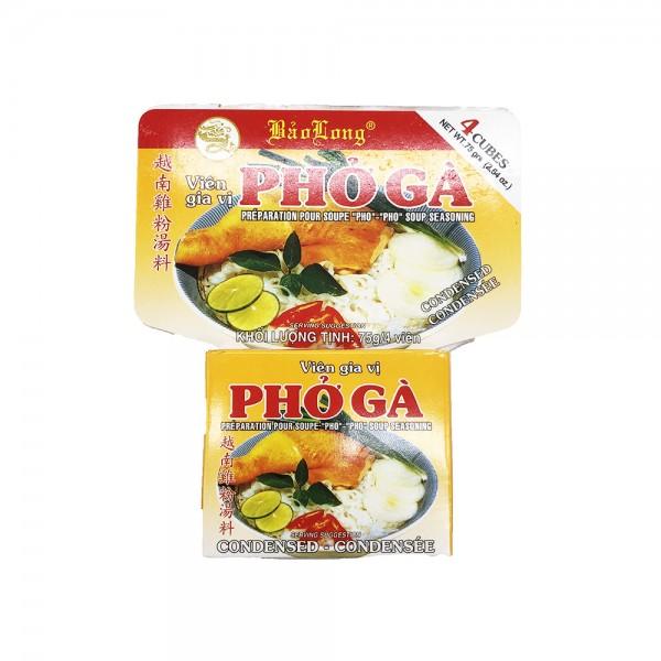 "Brühwürfel für ""Pho Ga"" Bao Long 75g"