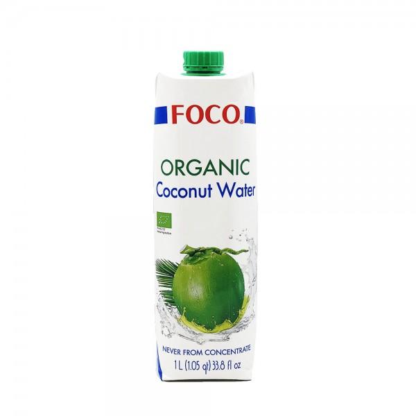 Bio Kokoswasser Foco 1l