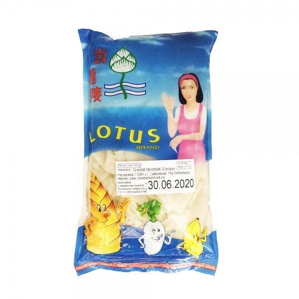 Saure Bambusscheiben eingelegt Lotus 300g