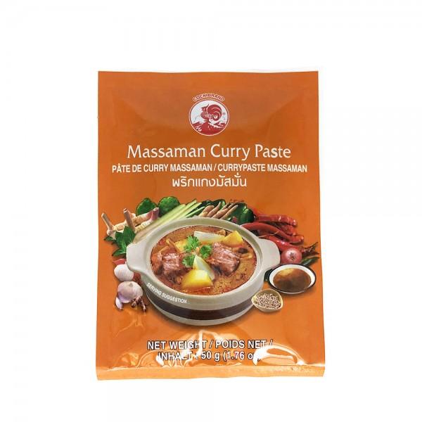 Massaman Currypaste Cock