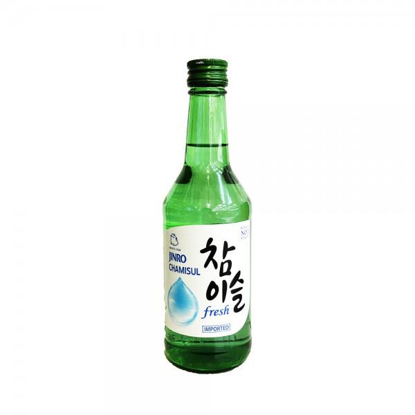 Soju Chamisul Fresh Jinro 350ml