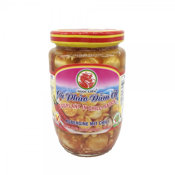Auberginen in Chilisauce Ngoc Lien 400g