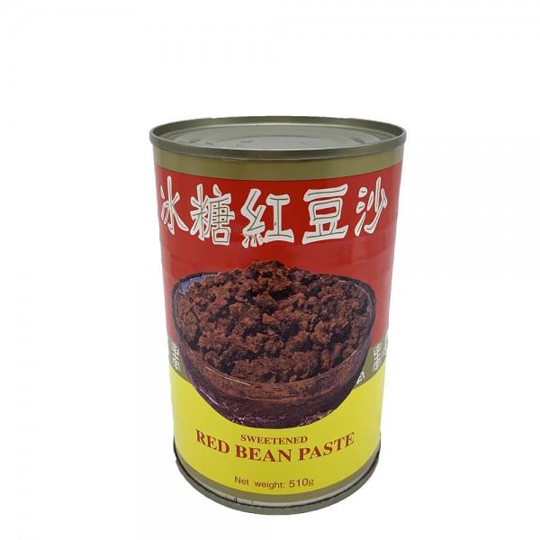 Rote Bohnenpaste süß Wu Chung 510g