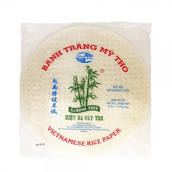 Tufoco Reispapier für Sommerrollen Bamboo Tree 340g