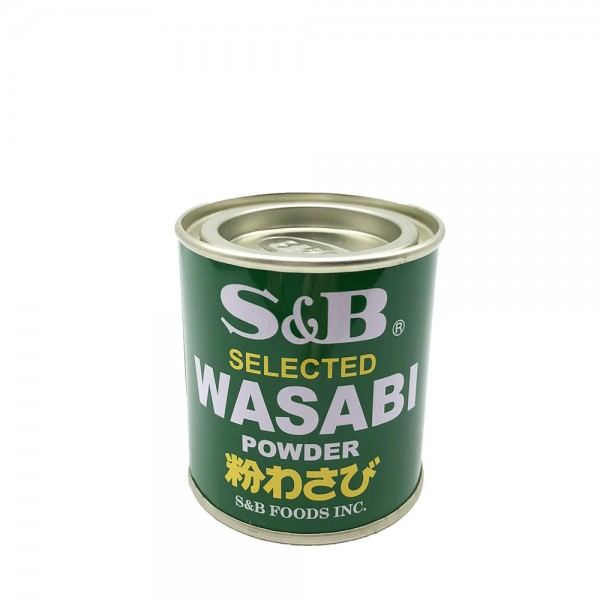 Wasabipulver S&B 30g