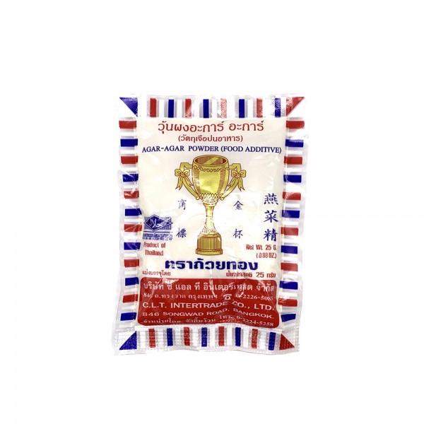 Agar Agar Pulver Gold Cup 25g