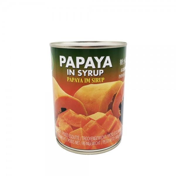 Papaya in Sirup XO 565g