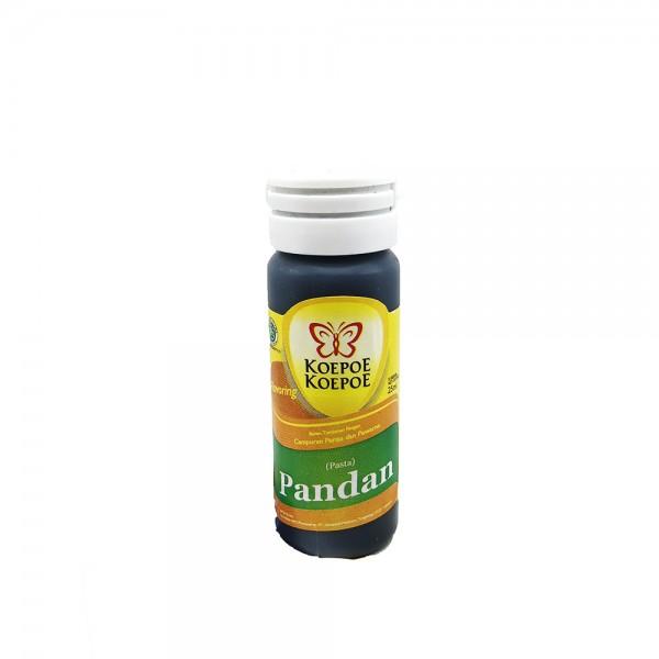 Pandan Paste Extrakt Koepoe Koepoe 25ml