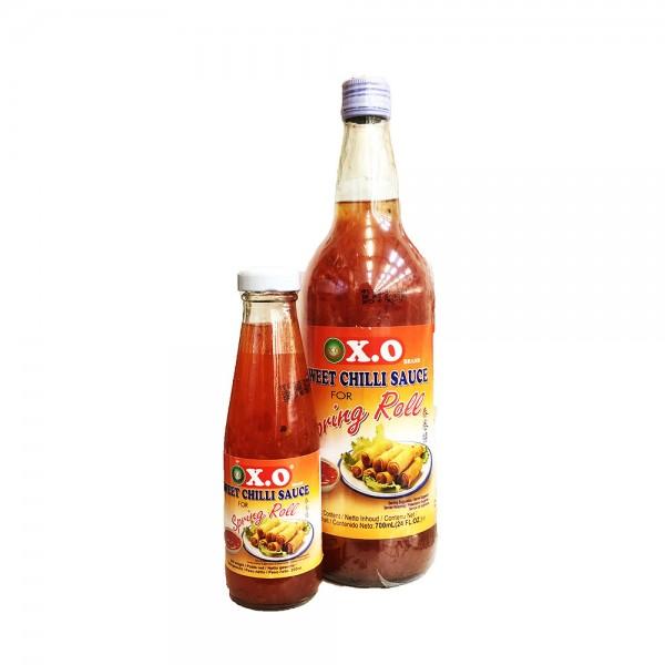 Süße Chili Sauce für Frühlingsrollen XO