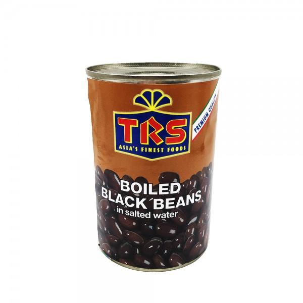 Schwarze Bohnen gekocht TRS 400g