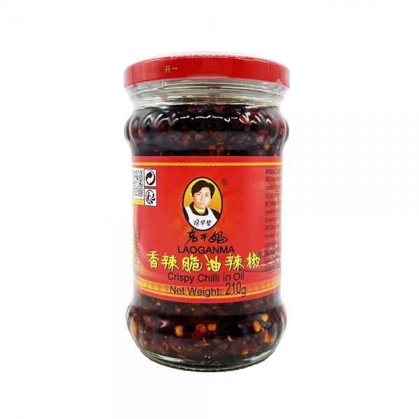Crispy Chiliöl Lao Gan Ma 210g
