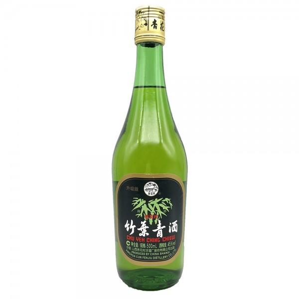 Chu Yeh Ching Chiew (Bambusschnaps) Shanxi Xinghua 500ml