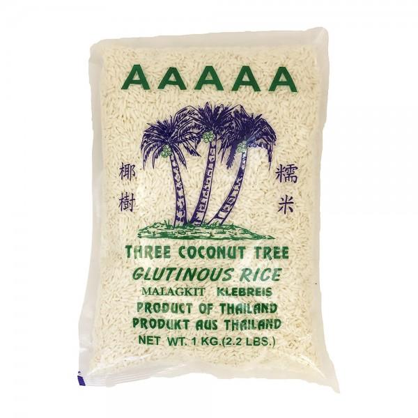 Klebreis AAAAA Three Coconut Tree