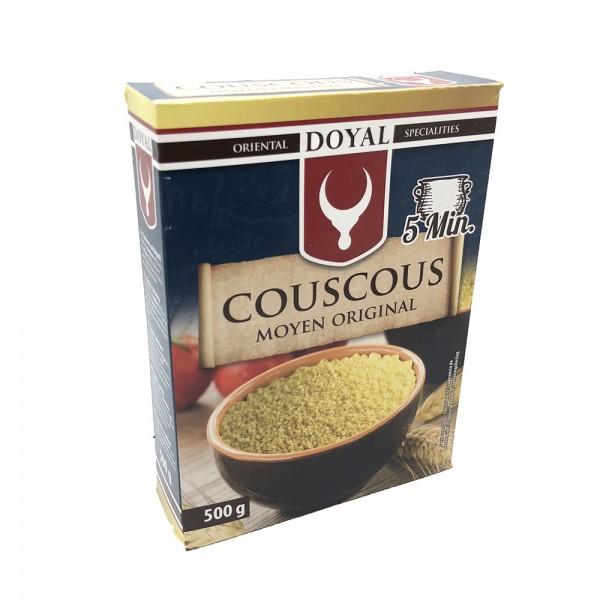Couscous Moyen Original Doyal 500g