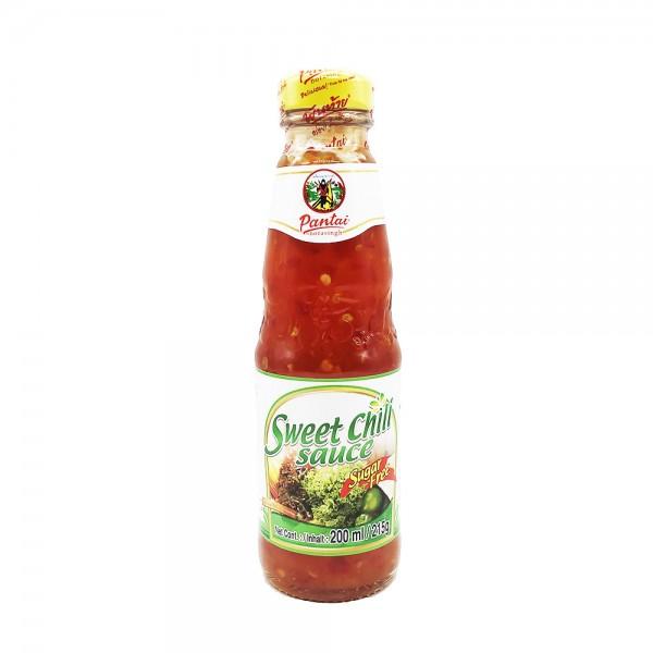 Süße Chili Sauce ohne Zucker Pantai 200ml